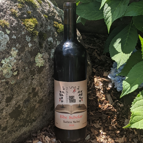 ASU Scholar, Grandfather Vineyard Red Wine