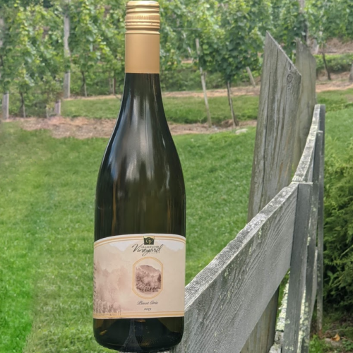 pinot gris, grandfather vineyard pinot gris, dry white wine