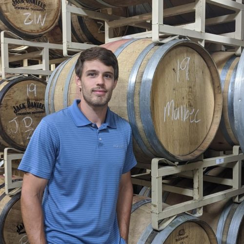 Brian Mayfield, Vineyard Operations team