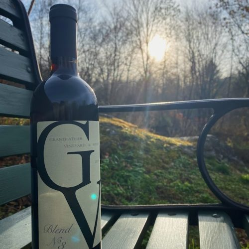 2017 grandfather vineyard and winery blend no.3